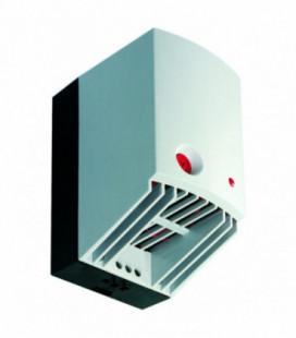 Resistencia calefactora con ventilador, serie CR 027, 550W, 230Vac, montaje carril, UL, STEGO