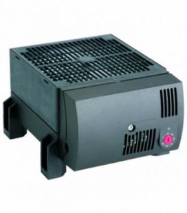 Resistencia calefactora con ventilador, serie CR 030, 950W, 230Vac, montaje mural, UL, STEGO