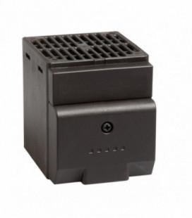 Resistencia calefactora con ventilador, serie CS 028, 150W, 230Vac, montaje carril, UL, STEGO