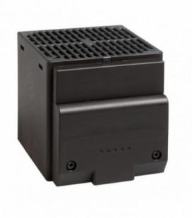 Resistencia calefactora con ventilador, serie CSL 028, 250W, 230Vac, montaje carril, UL, STEGO