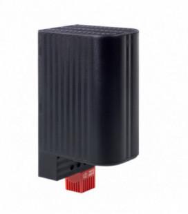 Resistencia calefactora con ventilador, serie CSF 060, 100W, 110-265Vac, montaje carril, UL, STEGO