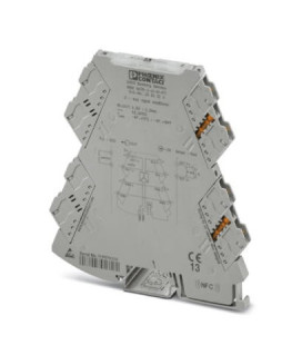 Convertidor analógico, Cin 0-10V, Cout , serie MINI ANALOG PRO, Phoenix Contact