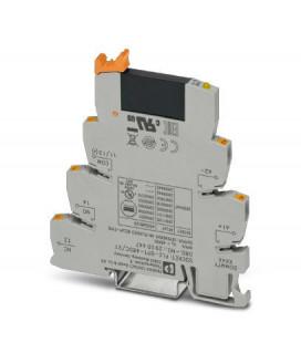 Optoacoplador, 3-48Vdc, 0,1A, serie PLC REL, Phoenix Contact