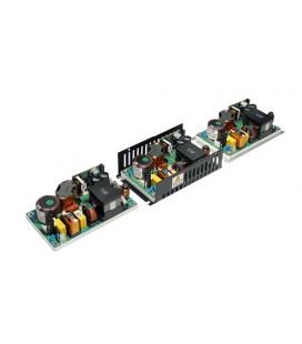 Fuente de alimentación de la serie CUS400M de TDK-LAMBDA. Fuente de alimentación en formato de 250W con picos de hasta 400W 30'min de TDK-LAMBDA.