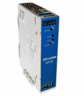 Fuente de alimentación de la serie DDA de TDK-LAMBDA. Fuente de alimentación en formato cerrado de 250W con picos de hasta 500W 30min de TDK-LAMBDA