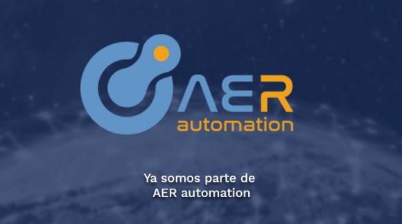 Ya somos parte de AER automation