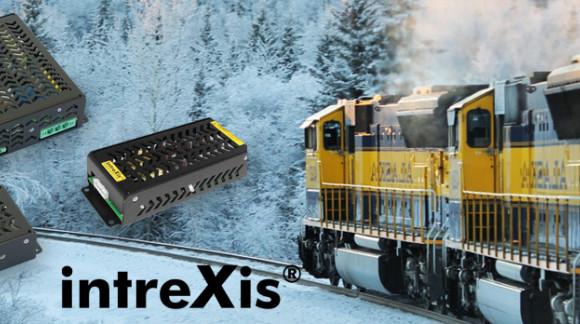 Nuevos convertidores DC DC para aplicaciones ferroviarias con rango de tensión ultra amplio
