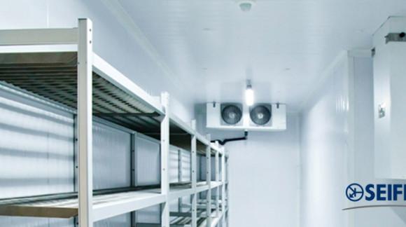 ¿Cómo conseguir una correcta refrigeración en la industria alimentaria?