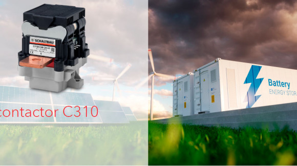 Contactores DC. Seguridad en el sistema de almacenamiento de energía