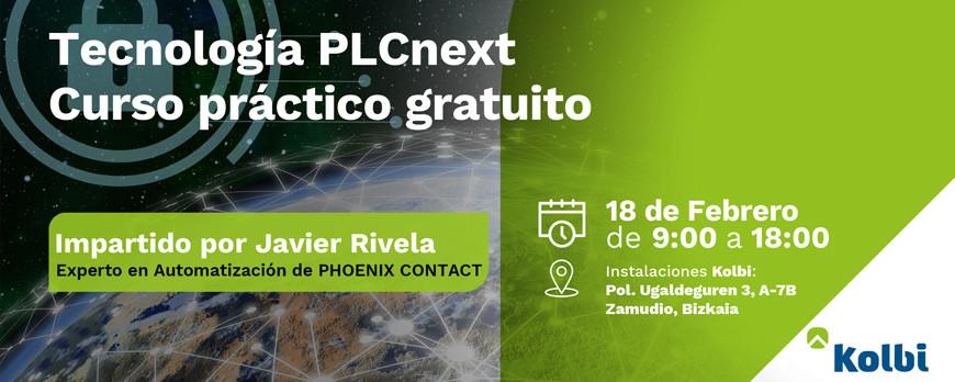 Curso práctico gratuito PLCnext Technology