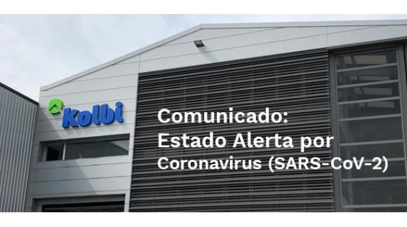 Comunicado: Estado de Alerta por Coronavirus (SARS-CoV-2) - 18 Marzo