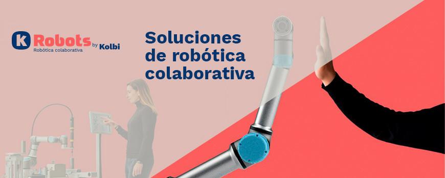 Lanzamos la división K-Robots para implementar soluciones de robótica colaborativa